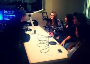 Quinte Mohawk School Students on County Radio