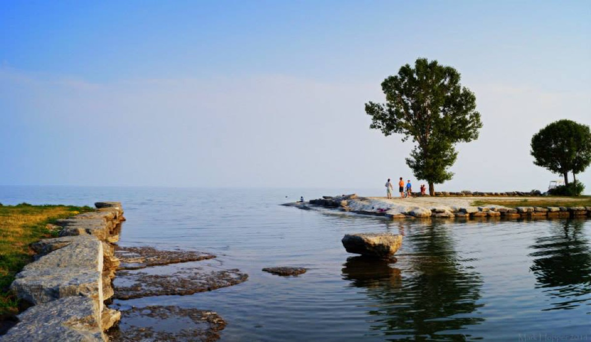 Quinte's Isle Bay of Quinte Mark Hopper