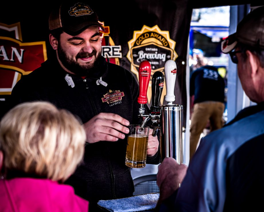Enjoy craft beer and cider at the 2018 Hops on the Water Festival in Quinte West