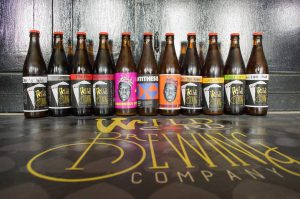 Treat dad to a six pack of craft beer from Wild Card Brewing Company this Father's Day