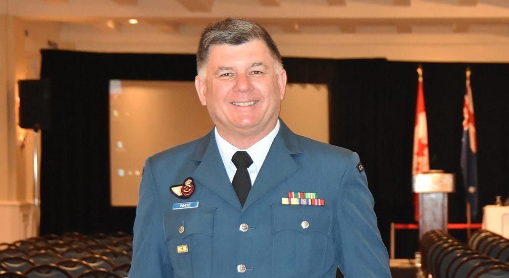 Military Veteran Mort White Belleville