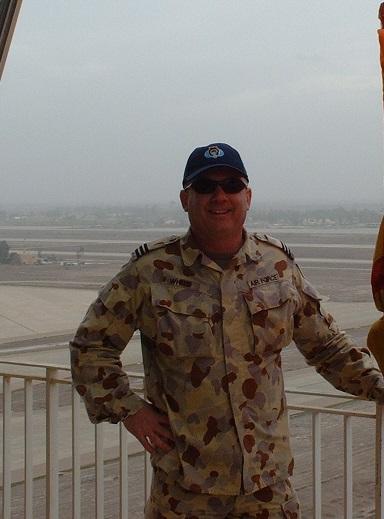 Mort White Military Veteran