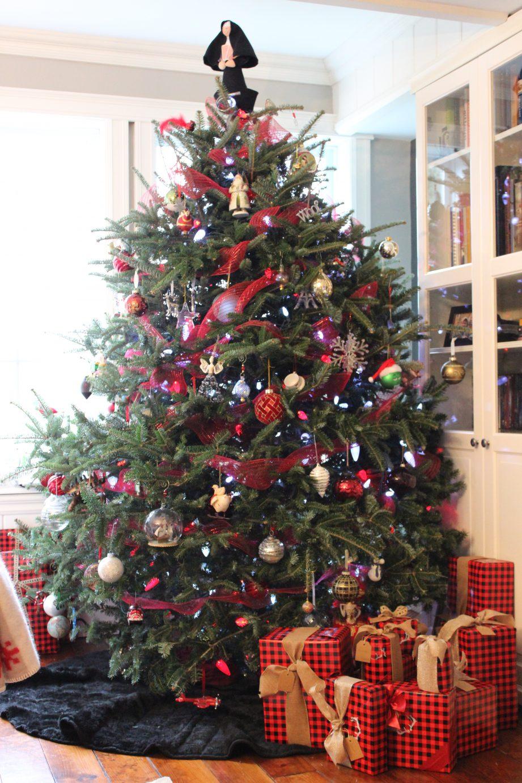 christmas tree carson arthur