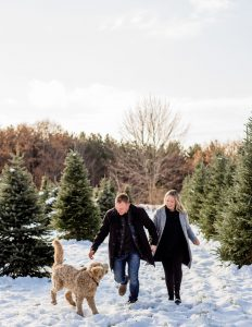 Sarah Dean Denmar Christmas Tree Farm