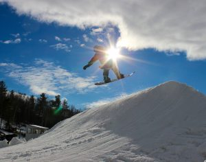 batawa ski hill winter Quinte