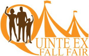 Poster for Quinte Exhibition Fall Fair in Bay of Quinte