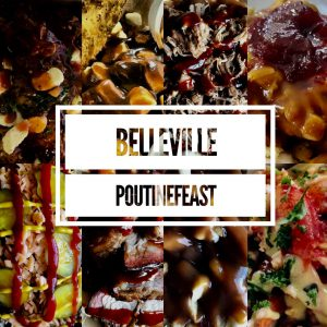 Belleville Poutine Feast in Bay of Quinte