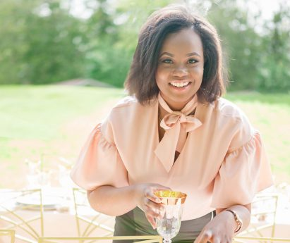 Jessica Saint-Dic, the young entrepreneur behind SaJess Events event planning.
