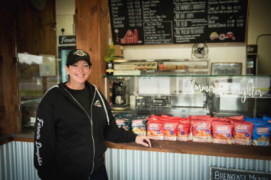 Melissa Strecker, owner of Farmer's Daughter Sub Shoppe in Quinte West, shares how the business has been Makin' It Work through COVID-19.