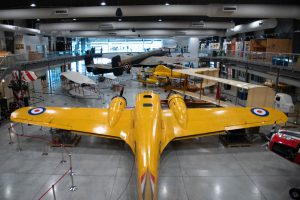 National Air Force Museum Plane