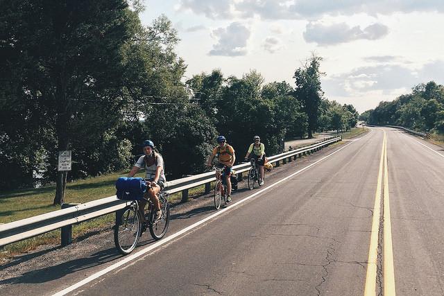 Bikes in Prince Edward County