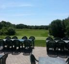 Timber Ridge Golf Course Brighton patio