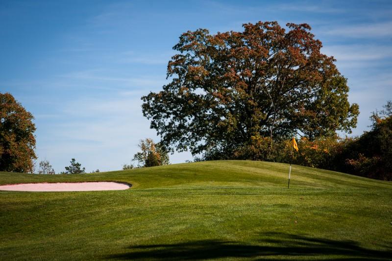 Trillium Wood Golf Club. Bay of Quinte Golf & Country Club. Photo byBrock Cruess.