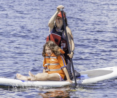 GoActive Ontario Stand up Paddle Boarding