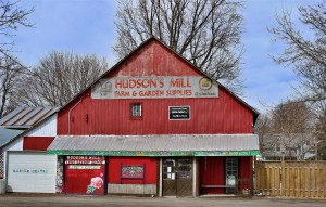 Old Hudson's Mill