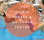 Quinte Sports & Wellness Centre Swimming