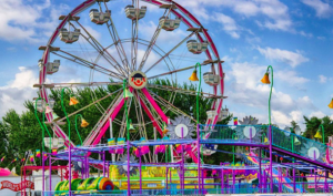 Belleville Waterfront Festival Midway