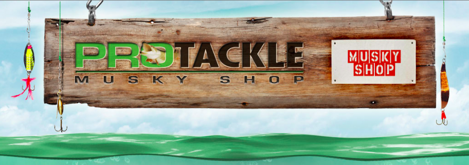 Pro-Tackle Musky Shop Bay of Quinte Charters