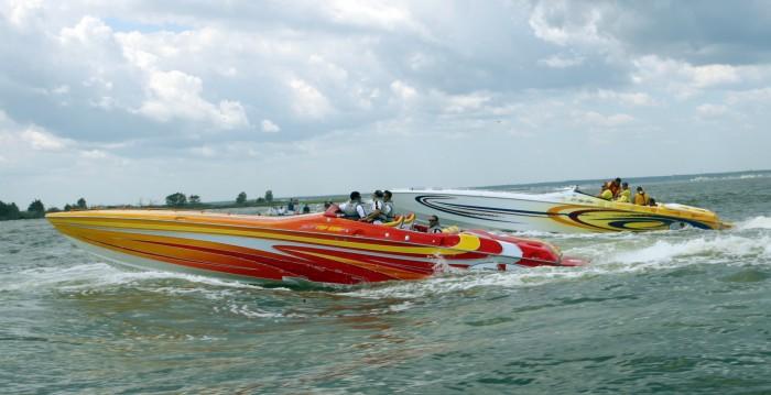 cigarette-boat
