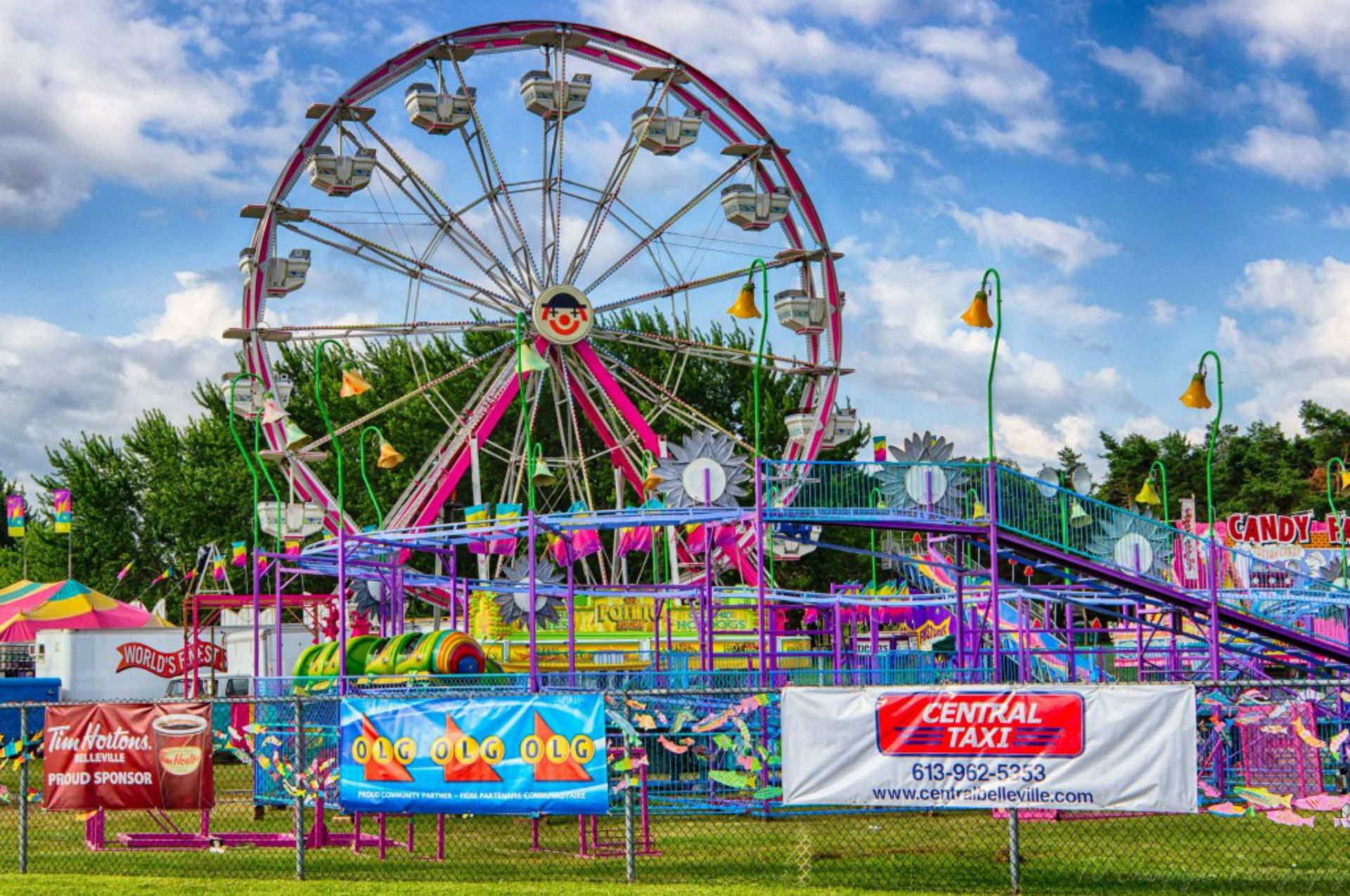 belleville waterfront  u0026 ethnic festival