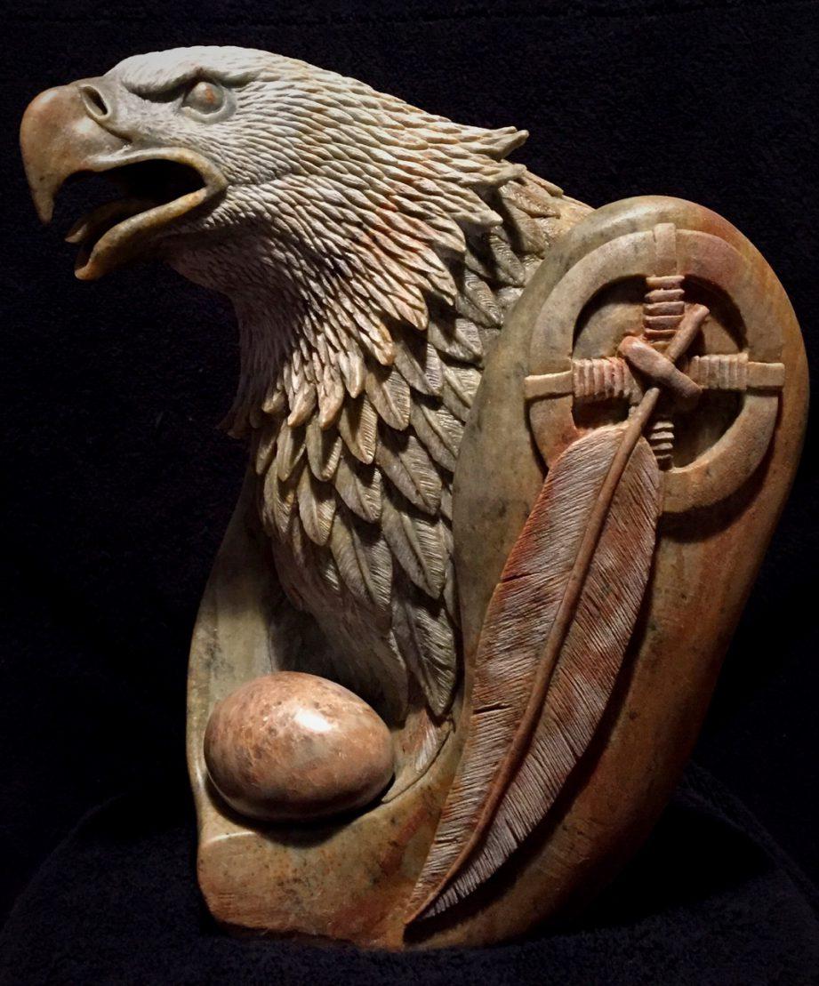 Native Expressions by David R Maracle