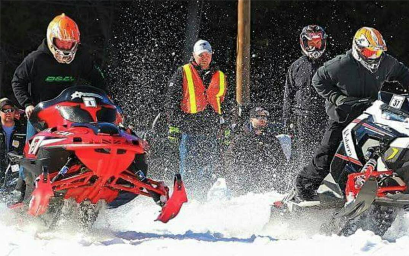Madoc Snowmobile Drags - Bay of Quinte Tourism