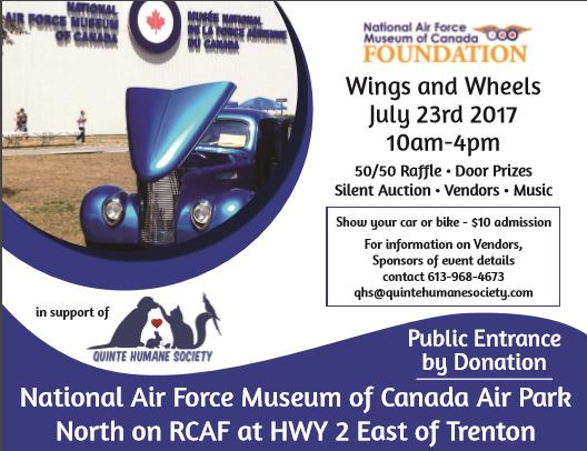 Wings Wheels Classic Car Show Bay Of Quinte Tourism - Show wheels on your car