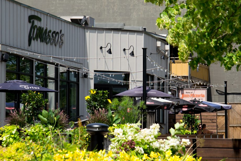 Top Patios in the Bay of Quinte Tomasso's