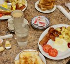 Grab breakfast at a diner in the Bay of Quinte.