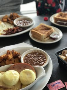 Grab breakfast at Momma's Diner in the Bay of Quinte.