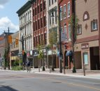 Downtown Belleville Art Galleries