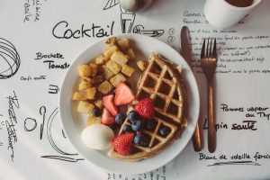 Breakfast: Weekend Getaway at Huff Estates Winery Prince Edward County