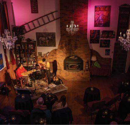 live music scene in the Bay of Quinte