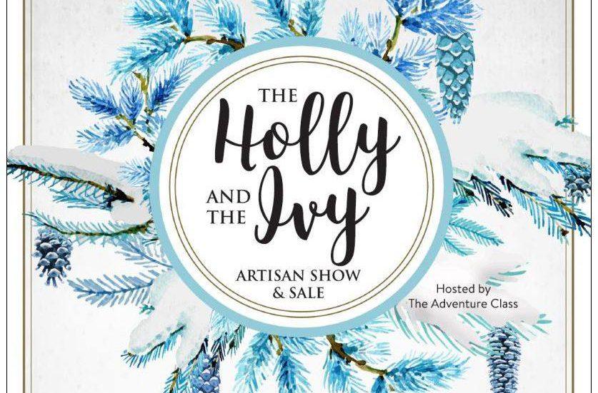 holly ivy artisan show