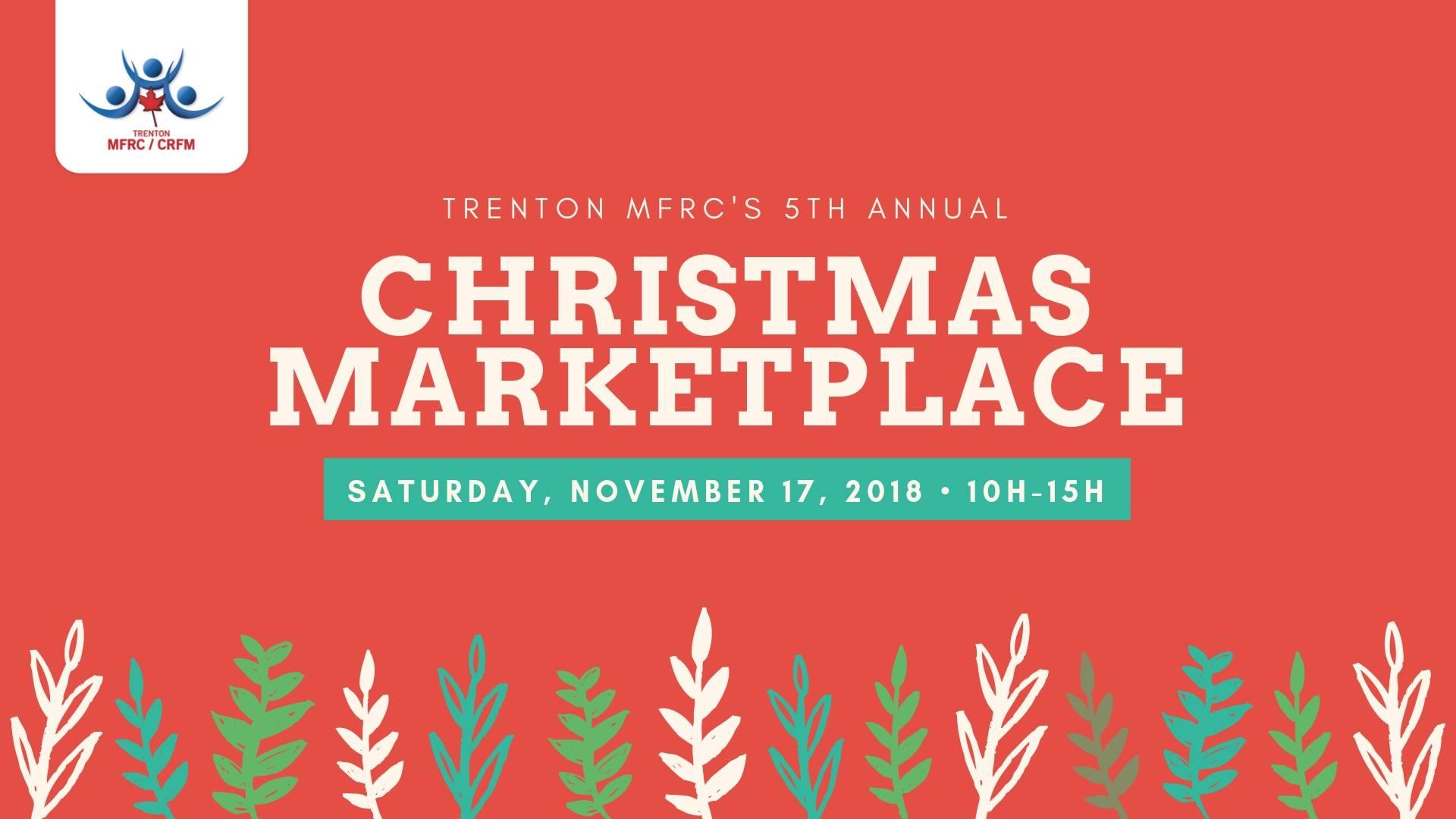 trenton mfrc christmas market