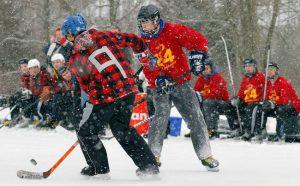 trenton pond hockey classic