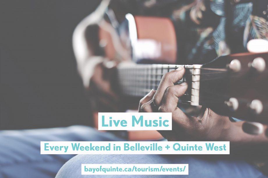 live music belleville quinte west