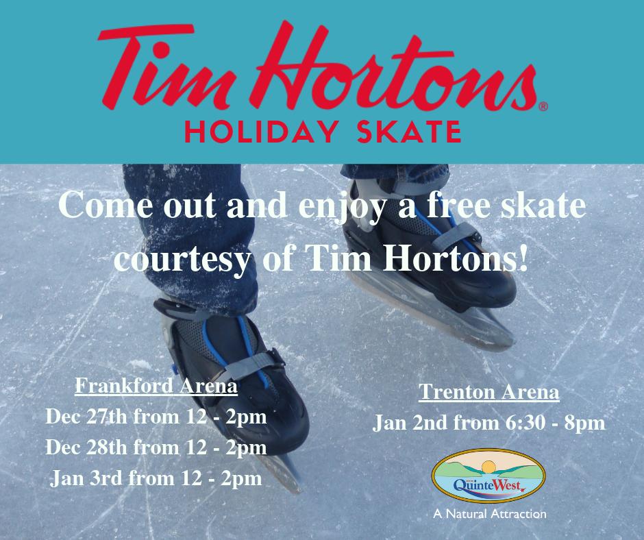 free holiday skate trenton frankford