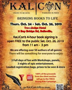 Kalicon Booklovers' Convention