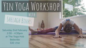 yin yoga belleville