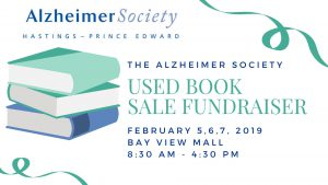 alzheimer society book sale
