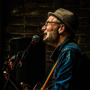 andy forgie live at capers