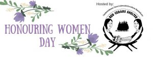 honouring women day mohawks bay of quinte