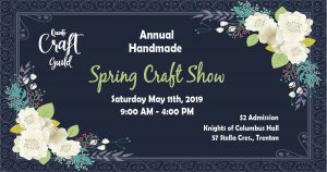 quinte crafts guild spring craft show