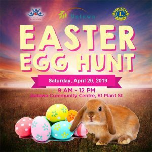batawa easter egg hunt