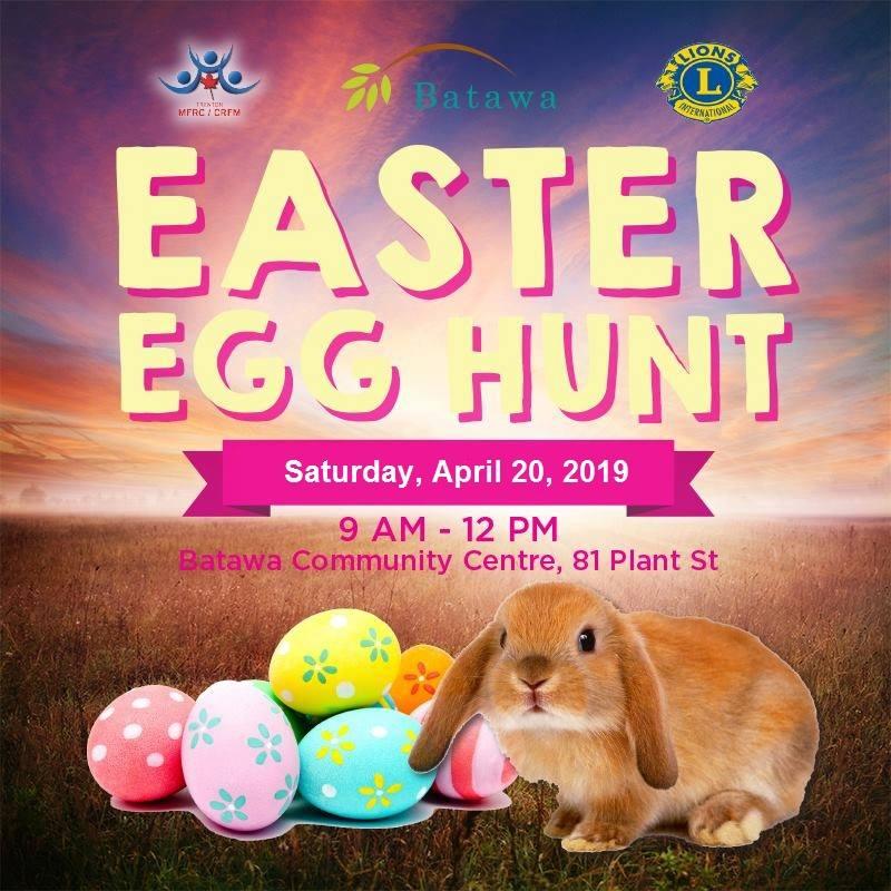 batawa easter egg hunt
