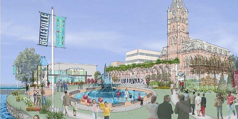 belleville downtown commons project open house