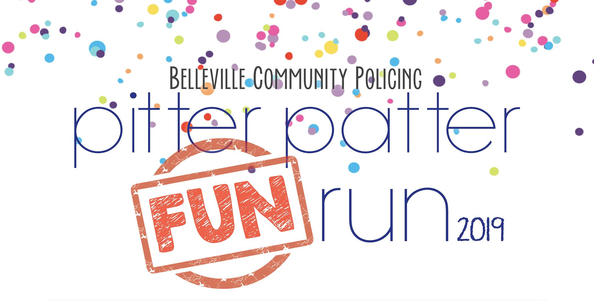 belleville pitter patter fun run 2019