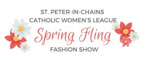 catholic womens league spring fling fashion show