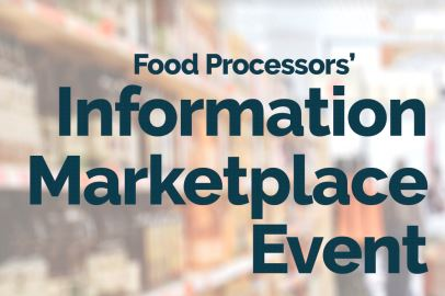 food processors information event